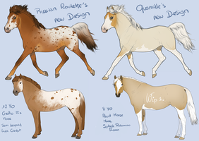 Redesigning my mares by BH-Stables