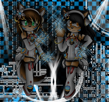 |:.~  We Are The Code Electra's ~.:/| -Collab- by X-UnKnownRituals