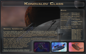 Konovalov Class Spec Sheet by Majestic-MSFC