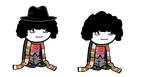 4th Doctor Homestuck sprites by SuperVocaloidfan4eva
