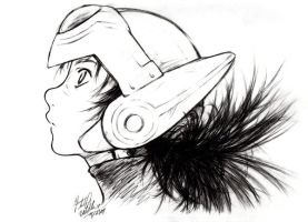 Axl Helmet Idea..... by Udana