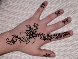 Second Henna by veda