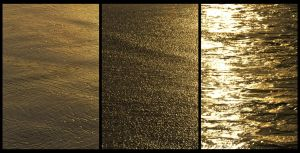studies of gold triptych 2 by pathworking