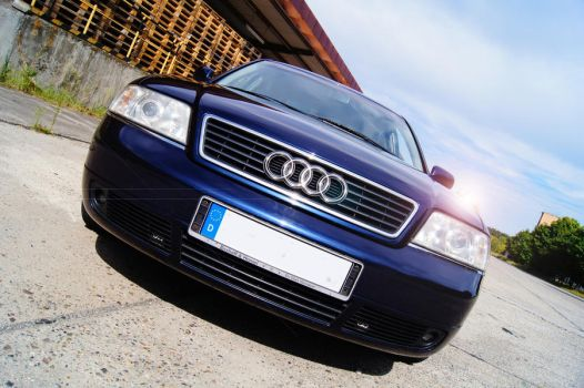 Audi A6 by ValueDesignz