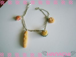 bakery bracelet by Hanachi-bj