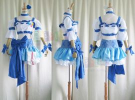 Cure Berry Cosplay Costume by Cosplayfu