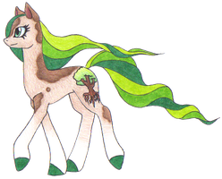Gaia: Princess of the Earth by TripperWitch