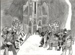 Dwarves vs Orcs by SLY-2
