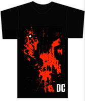 Demon Collector Design On T-Shirt Template by CreativeDyslexic