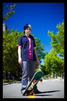 Skater Kid by Weatherstone