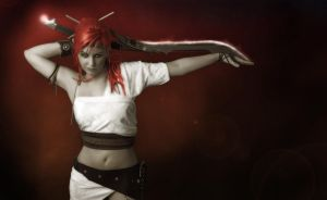 Heavenly Sword by phide85
