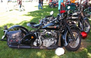 Sweet Panhead by StallionDesigns