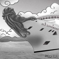 H.P. Loveboat by Lady-Mage