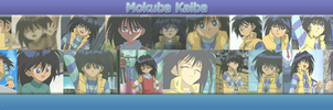 Mokuba collage! XD by Nefeloma21