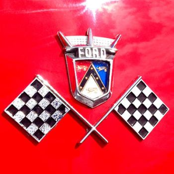Ford Emblem by Mike-the-Vector