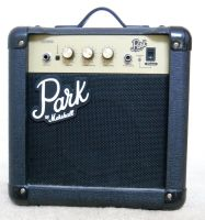 Park-Marshall Amp 1 by Rhabwar-Troll-stock