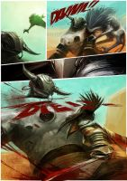 Gladiator life_Comic_PG006 by Zeen84