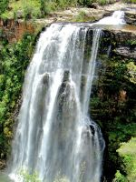 Mpumalanga Waterfall by FireStorm101