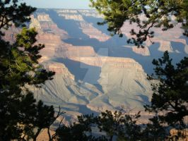Grand Canyon by sabrielwolf13