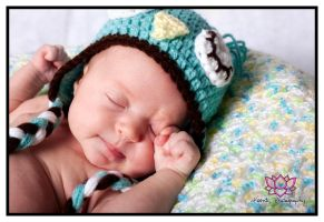 Eisley - One Month Old by Doubtful-Della