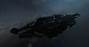 The Nyx Mothership by Eagl3007