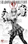 One Sketch 15: Enchantress by Shono