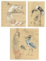 Kung Fu birds by Unita-N