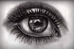 Eye-drawing by Videl-01
