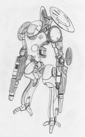Egg Gunner by ManicSam