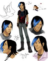 James character page by thenumber42