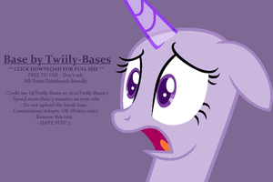 MLP Base 319 by Twiily-Bases
