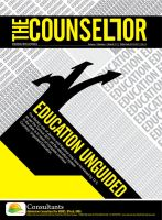 The counsellor cover page by sheikhrouf23