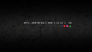 Ps3_Carbon Grunge Wallpaper by fukm