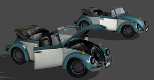 VW BEETLE by OoFiLoO