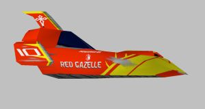 Red Gazelle side pic by caboose11l2