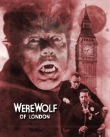 Werewolf Of London by DrBlyss