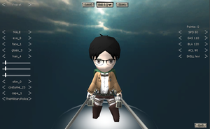Markiplier AoT Custom Character by kyon003