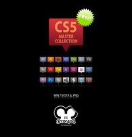 CS5 Replacment Icons by 3rror404