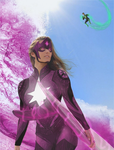 Star Sapphire AW Concept by hansime