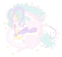 moon dragon adopt ( CLOSED ) by superhyperultimate