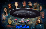 Star Trek Saga - The Next Generation (2) by Camuska
