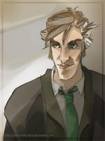 Remus Lupin by periwinkle-blue