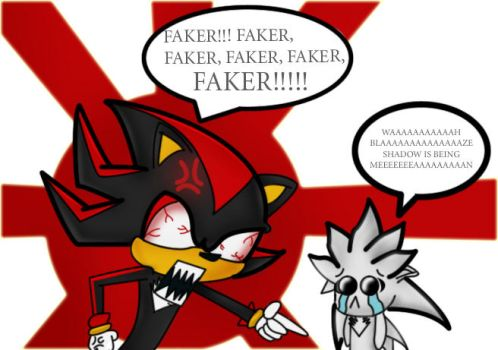 Shadow gets angry ::RQ:: by last69skulls