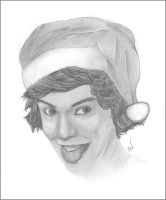 Harry Styles - Christmas by HannahLouLou