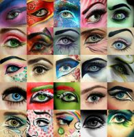 Eye Makeup So Far by LaurenGibson