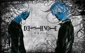 ..::Death Note Wallpaper::.. by the-inner-evil