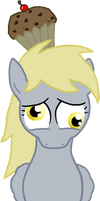 Derpy's Apology Muffins by paper-pony