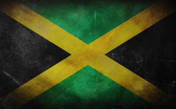 Flag of Jamaica by arj-89