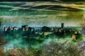 Ludlow Town by runwhat