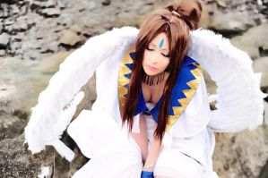 Belldandy by Lolainprogress by TheyCallMeWeirdo
